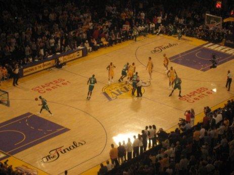 Final Lakers vs Celtics
