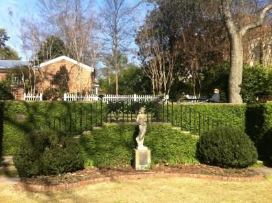 Founders Memorial Garden on North Campus