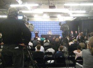 Pau Gasol press conference