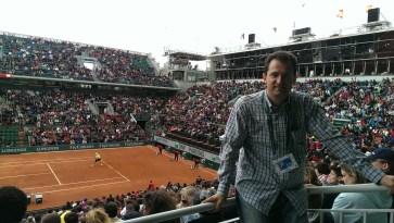 Covering Roland Garros 2014