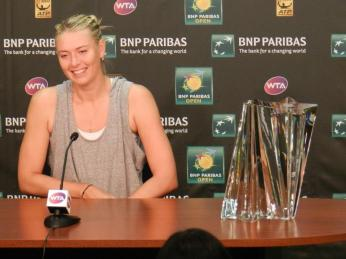 Indian Wells 2013 champion