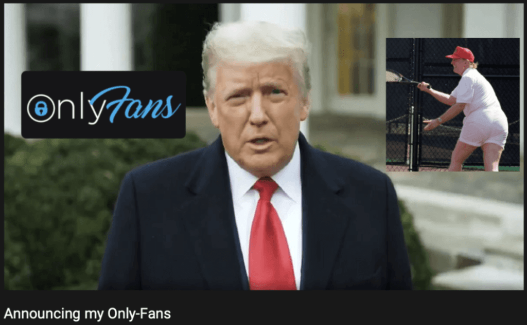 trump for onlyfans ban