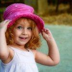 3歳女の子イメージ