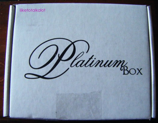 platinum box outside