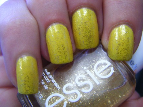 zoya creamy essie as gold as it gets