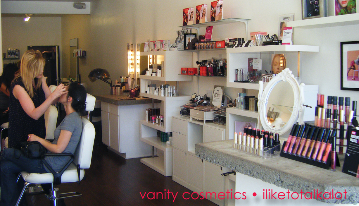 Wonderful Vanity Cosmetics Christine Turner At Work Iliketotalkalot