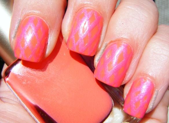 loreal tangerine crush summer fishnets iliketotalkalot 5