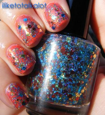iliketotalkalot rainbow polish havasu 1