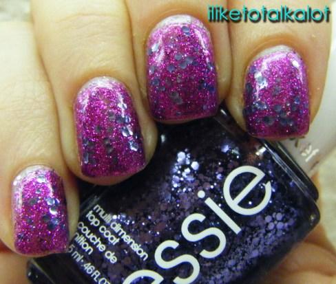 illiketotalkalot glitter bomb nails 3