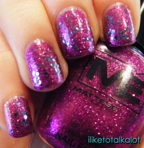 illiketotalkalot glitter bomb nails 5