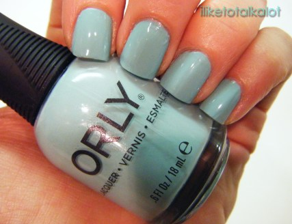 newbeauty orly nail lacquer swatch iliketotalkalot