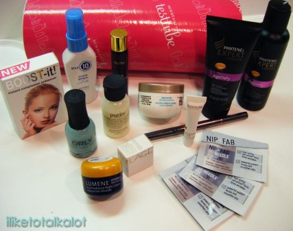 newbeauty testtubE CONTENTS july august 2013 iliketotalkalot