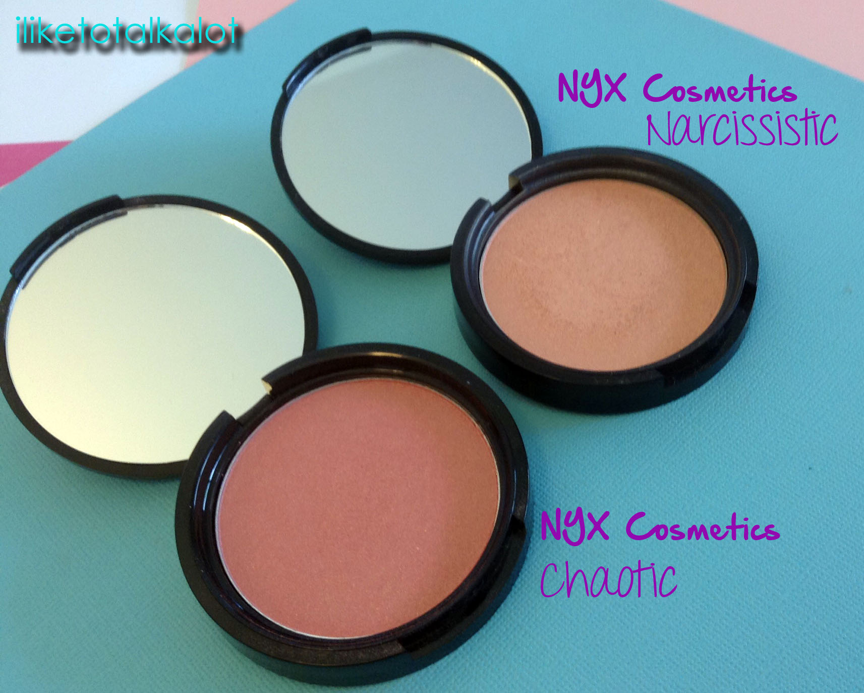 Favorites From NYX Cosmetics! - iliketotalkalotiliketotalkalot Nyx Narcissistic