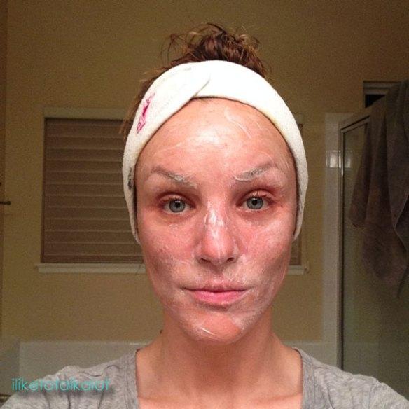 dermorganic-soapless-facial cleanser iliketotalkalot
