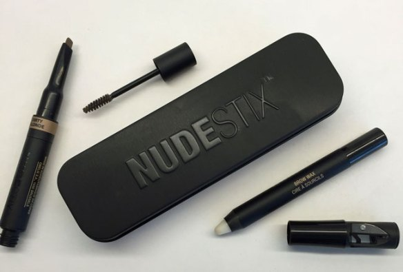Nudestix Brow Stylus and Brow Wax review by iliketotalkblog