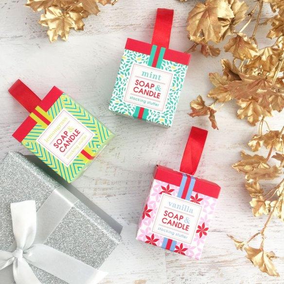 lather soap and candle stocking stuffer iliketotalkblog