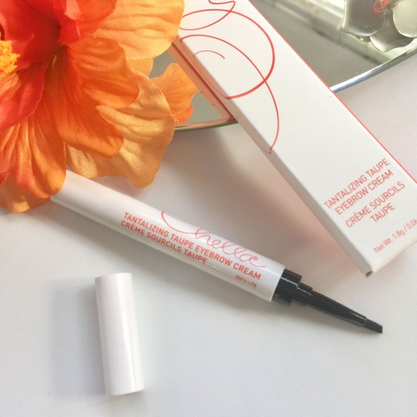 chella eyebrow cream review by iliketotalkblog