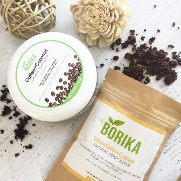 borika body scrub review by iliketotalkblog