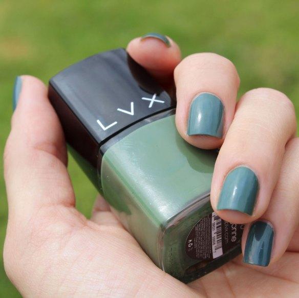LVX Argonne swatch by iliketotalkblog