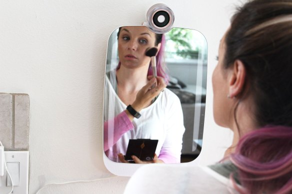 himirror plus review by iliketotalkblog
