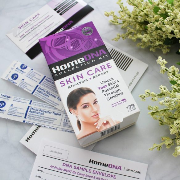 HomeDNA Skincare review by iliketotalkblog