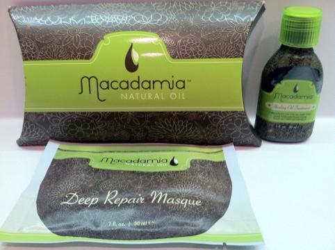 macadamia natural hair oil masque