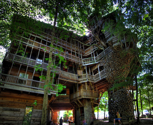 Largest Tree house ever made