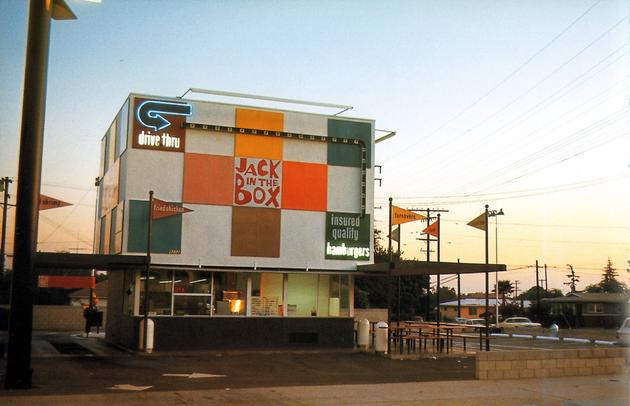 Jack in the box 1964