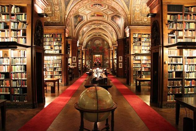Incredible libraries from around the world