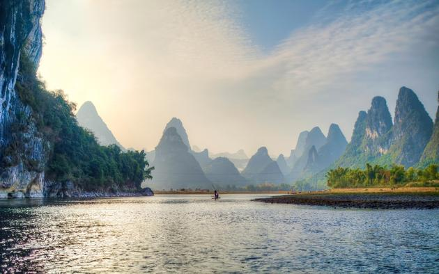 Daily Wallpaper: Lijiang River, China | I Like To Waste My Time