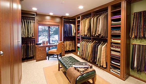 Luxury Walk-In Closets To Suit Your Style