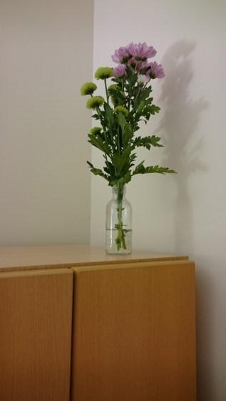present flower nakatsu hospital japan