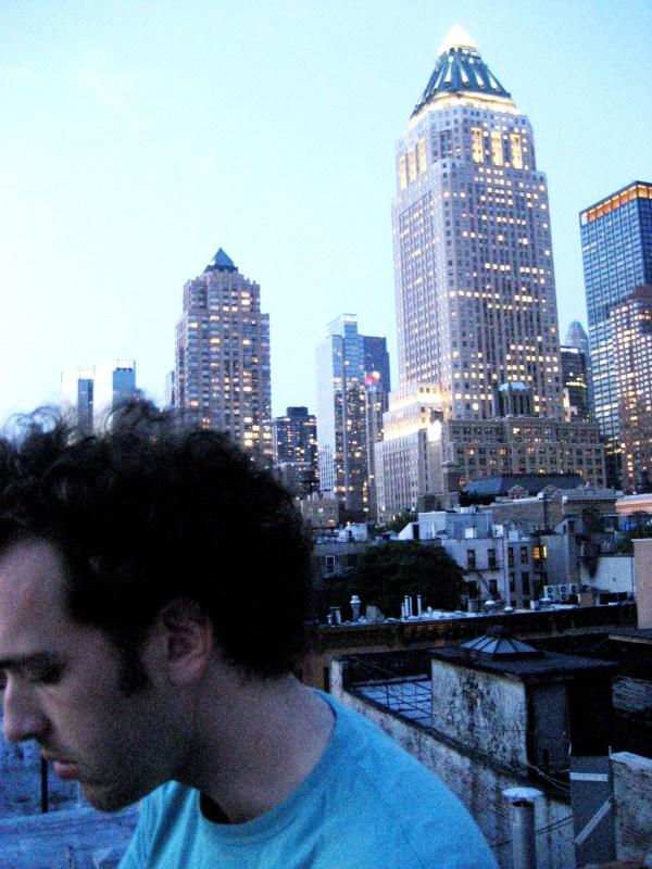 Not Dreaming.  New York, NY
