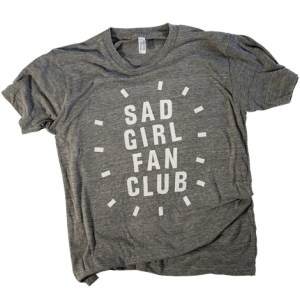 sad girl fan club