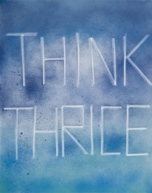 think thrice