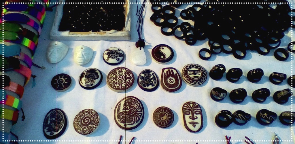Ecuadorianische Kunsthandwerke und Spezialitäten – 8.9.18