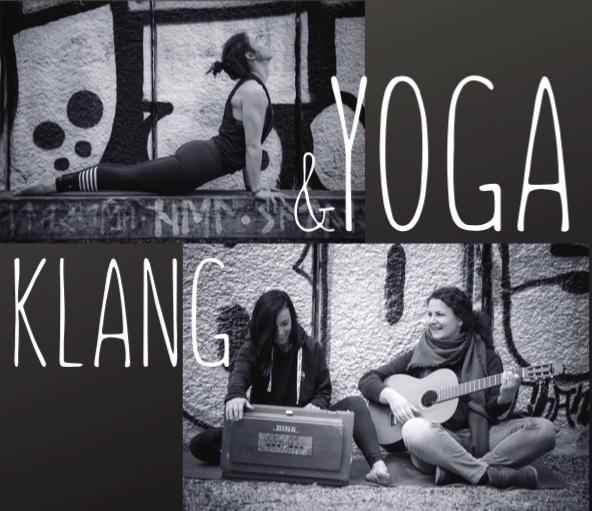 Klang und Yogaworkshop – mit Yvonne Ugoletti und Nadine Widmer 13.4.19