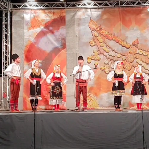 """Bitola moj roden kraj"" by Crown Point Ensemble, Chicago – America"