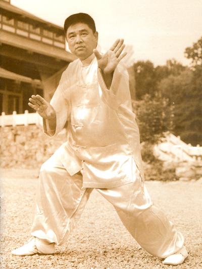 Grand master Sam FS Chin in Qi Maga