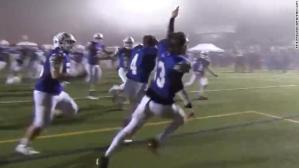 Newtown High School Football Takes The Win With A Walk-Off Touchdown in the State Championship