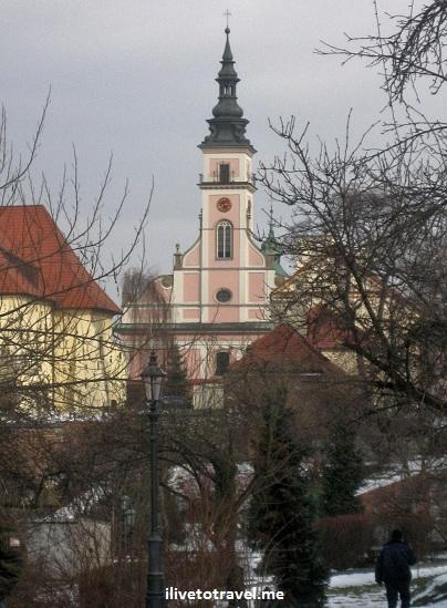 Wieliczka church, Poland (near Krakow)
