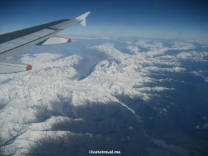Southern Alps, New Zealand, Christchurch, glacier, nature