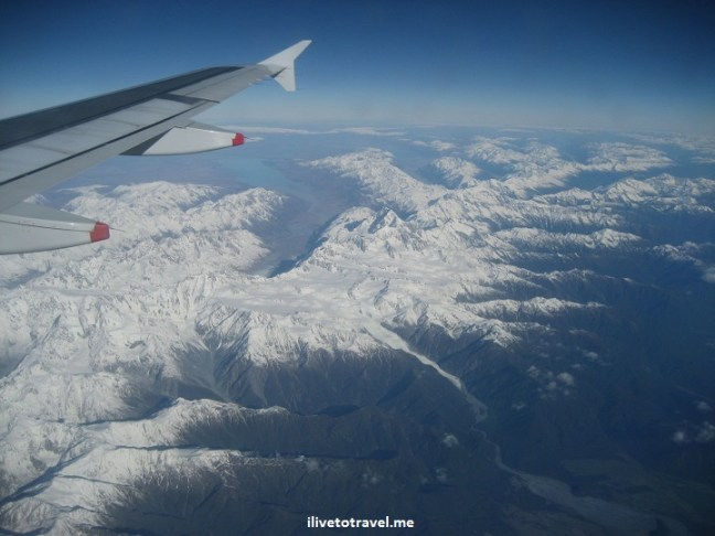 Southern Alps, New Zealand, Christchurch, glacier, nature