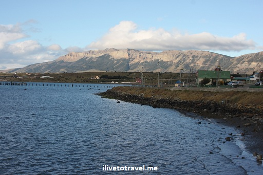 Puerto Natales, Patagonia, Chile, fjords, lakes, mountains, nature, beauty, Canon EOS Rebel