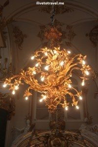 Chandeliers of The Hermitage
