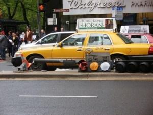 Traffic light mishap