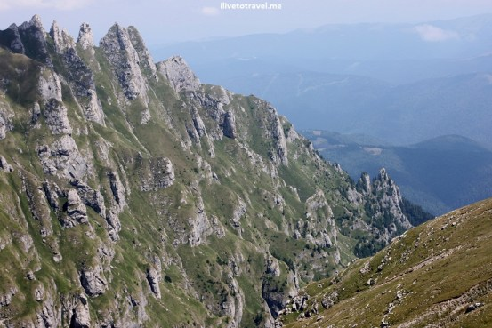 A hike around the Bucegi Mountains in Romania