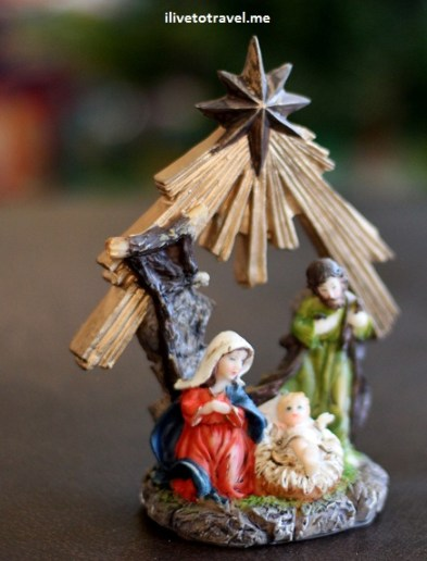 Nativity scene from Poland - Christmas