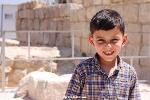 Mt. Nebo, Jordan, tourism, photo, child, Canon EOS Rebel