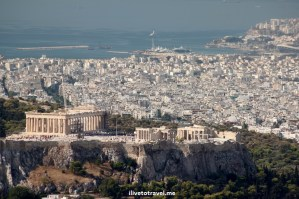 Seeing Athens from a Different Vantage Point